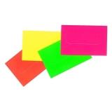 Fluoreszkáló borítékok