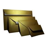 Arany/ezüst borítékok