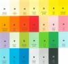 LC6 színes boríték